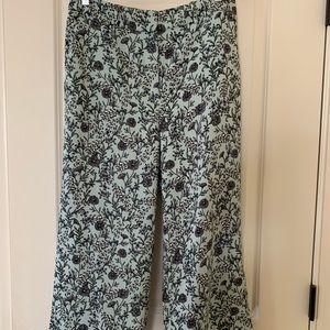 Petite cropped pants